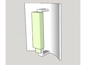 WiFi adapter parabolic reflector/amplfier