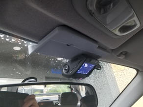 Subaru Impreza Dash Cam Mount (Sunglasses Clip Replacement)