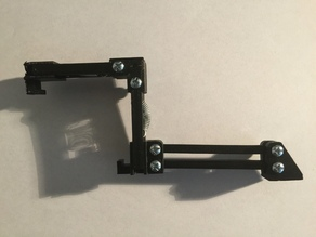 Camera Mount Clamp and Arm for MakerBot/FlashForge/MonoPrice Printers