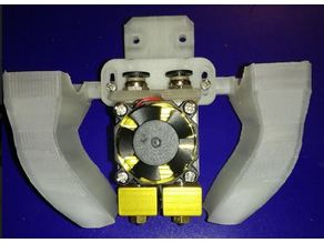 CHIMERA Support with Fan Duct