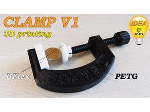 CLAMP V1 (3D-MPL)