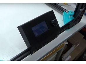 Tronxy X5S Display box