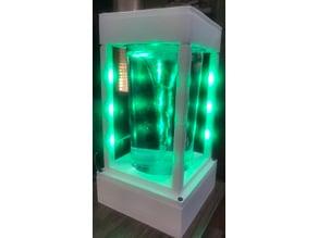 Water Vortex Lamp