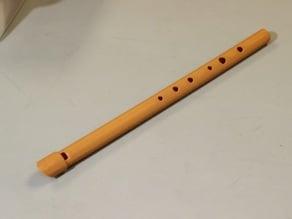 Tin Whistle (PLA Whistle?)