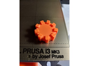 Another Prusa LCD Knob