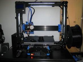Openbuilds v-slot z axis for Lulzbot Taz 4/5 Printers