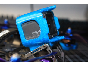 GEPRC KHX/KX GoPro Session Mount Frontloader (KHX5)(different angles) | FPV