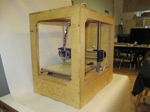 MicroRAP 200 3D Printer