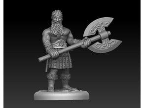 Barbarian Tinker