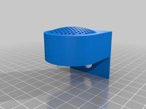 40mm speaker grid