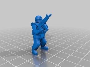 28mm SciFi Guard 1