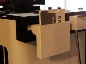 Monoprice MP Select Mini Tool Bracket SD Card Holder (Fixed)