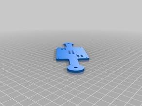 Pibow VESA 200 raspberry pi case mod [3D print version]