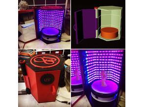 Caja de Curado de Resina UV - Anycubic Photon - Formlabs - Phrozen Shuffle