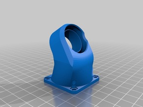 Sizing for improved PrintrBot Shroud