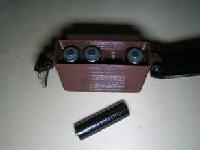 Batterie-Gürtelbox
