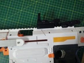 Nerf Modulus Mk2 Picatinny Rail