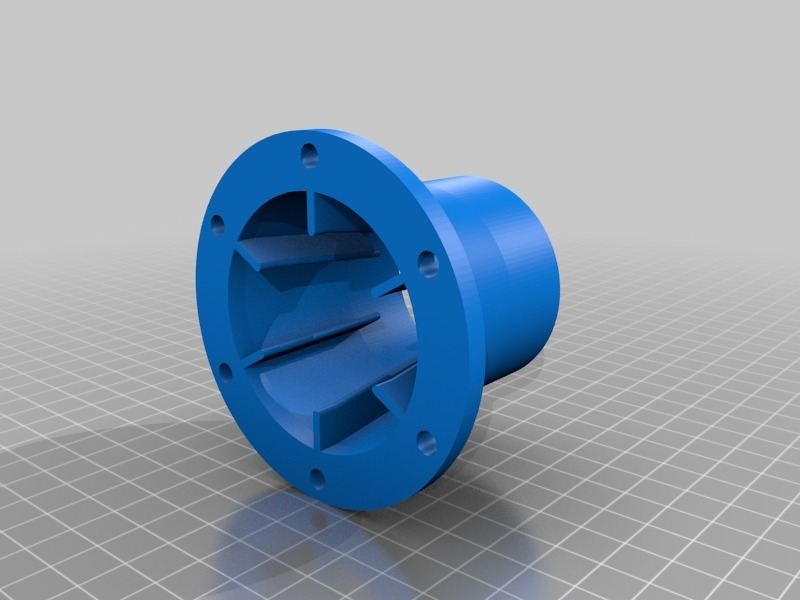 Water Jet Drive by benny90 - Thingiverse