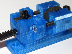 i3 Adjustable Y-Axis Holder for GT2 Belt