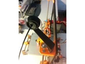 Prusa I3 MK2S filament guides
