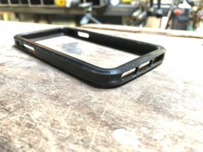 iPhone 8 bumper case for flex filament