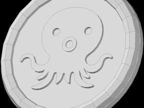 Octo Badge