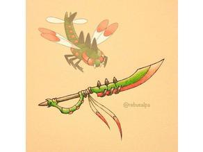 Yanmega Blade