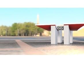 Olympic Park - World Peace Gate