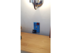 Sewing Room Light Switch