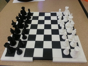MakerLab Chess Set