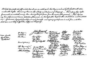 Flat Declaration of Independence
