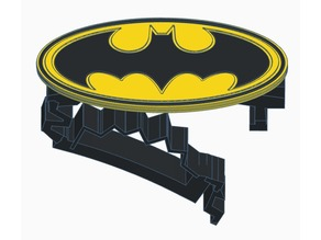 Batman Barrette Hair Clip