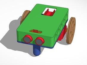 Arduino Robot - Nano - Print