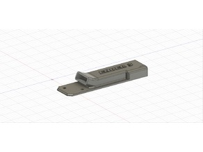 Ender 3 Micro Sd extension holder