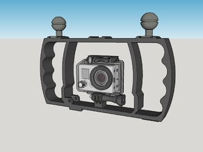 Nanight GoPro Camera handle