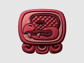 Chikchan, mayan glyph