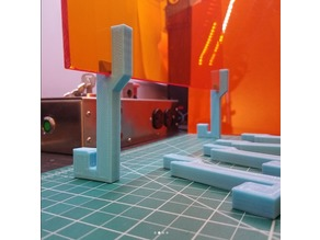 Boxzy Laser Panel Stand