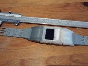Tinyduino slim watch