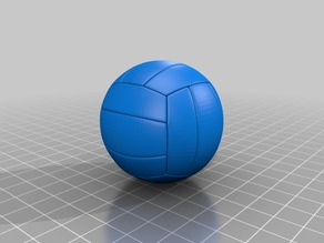 Ball for waterpolo or voleyball