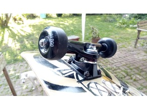 Skateboard (Top Bushings)