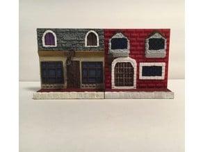 Miniature Store Facade 2