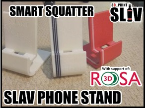 SmartSquatter You phone deserve to Squat as well.