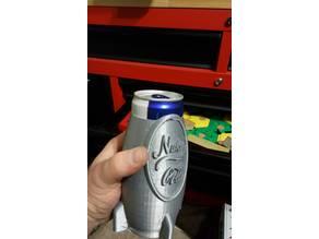 Nukacola Michelob beer holder
