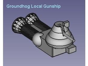 Groundhog Class Local Gunship