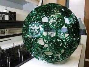 Sphere PMMA Vert