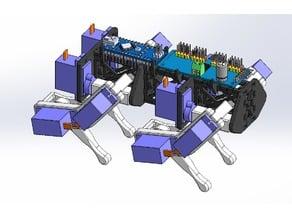 9g Nano Robot Dog