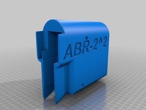 ABR-2^2 Solenoid Bullpup 2-stage Flywheel Nerf Blaster