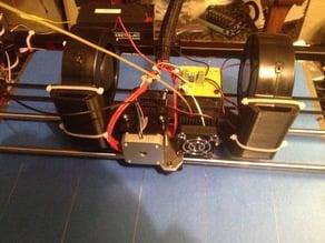 Rigidbot Part Fan Mount