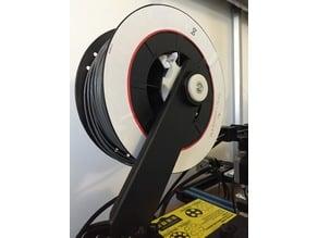 Support bobine universel CR-10 sur roulements à billes