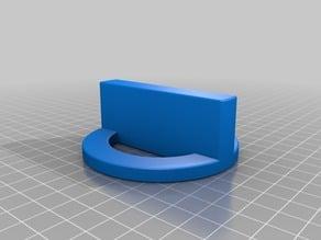 Makerbot PLA Filament Spool Holder